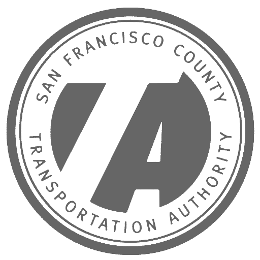 SF County Transit Authority Logo